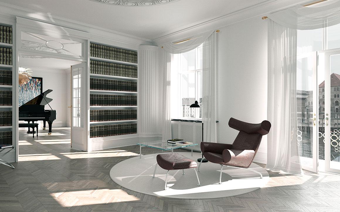 Havnegade runes nu 3d architecture design concepts for Architect studio 3d online room design